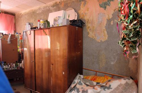 Дом интернат для престарелых сормовский